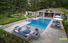 Deck In The Backyard Landscaping Patios U0026 Decks Betz Pools