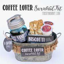 a gift in a tin coffee lover survival kit the diy mommy