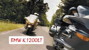 bmw k1200lt 1999 2007 review youtube