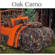 Orange Camo Bed Set Oak Camo Bedding Camo Bedding Duvet And Camo