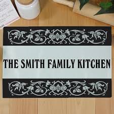 personalized glass cutting board cutting boards bellas personal gifts