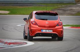 opel corsa opc 2016 opel corsa opc nürburgring edition on its way to sa williams