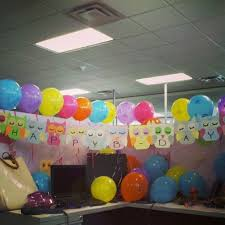 Decorating Office Ideas At Work 55 Best Ideas Office Birthday Images On Pinterest Cubicle