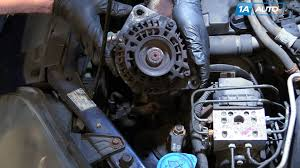 2002 honda civic alternator how to remove install alternator 2001 05 honda civic