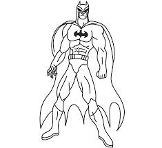 batman pictures colour coloring