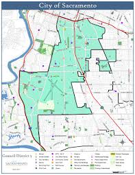 Sacramento Ca Zip Code Map by Map Gallery City Of Sacramento