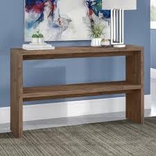 Modern Sofa Tables Mid Century Modern Console Sofa Tables You Ll Wayfair