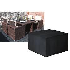 Garland Good Quality  Seater Small Cube Rattan Furniture Table - Rattan furniture set