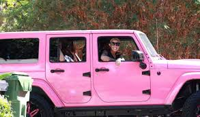 blac chyna jeep more stars in their unreasonably priced cars