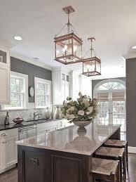 Paint Colors For Kitchens With White Cabinets Best 25 Gray And White Kitchen Ideas On Pinterest Kitchen