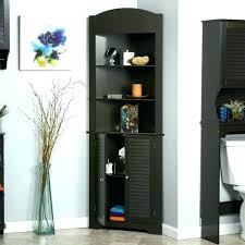 Bathroom Corner Storage Unit Bathroom Storage Cabinets Corner Storage Cabinet Bathroom
