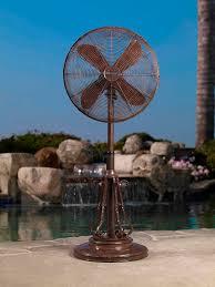 outdoor standing fans patio dbf0620 marbella outdoor patio fan floor standing outdoor fan by