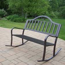 metal outdoor benches shop the best deals for oct 2017