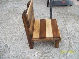 diy small pallet chair for kids 101 pallets
