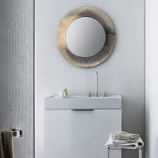 Modern Mirrors For Bathrooms 8 Impressive Modern Mirrors From Italian Luxury Brands