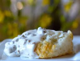 biscuits with sausage gravy mary duke cooks