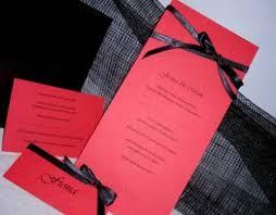 Red And Black Wedding Invitations 30 Red And Black Wedding Decor Ideas Weddingomania
