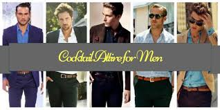 attire men cocktail attire for men best men s guide for you