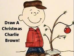 brown s christmas tree draw a brown christmas his sad tree