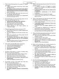 ap u s unit 4 exam answers reconstruction era american
