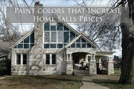 study confirms staging colors increase home sale prices the