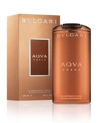 bvlgari aqva amara shoo shower gel 6 8oz