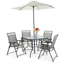 Outdoor Furniture Amazon by Patio Furniture 35 Imposing Folding Patio Set Image Inspirations
