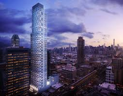 tower 28 queens u0027 soon to be second tallest building gets new
