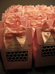 bridal shower gift bags tortillas and honey bridal shower goodie bags