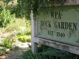 Wpa Rock Garden William Land Park And Wpa Rock Garden Sacramento Ca Living New