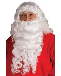 santa beard and wig set walmart com