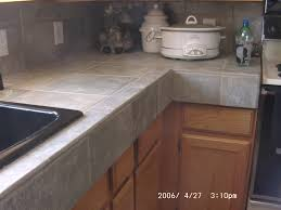 Tile Kitchen Countertops Ideas by Marble Tile Kitchen Countertops Tiled Kitchen Countertops And