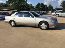 lexus ls430 gas tank size 1998 used lexus ls 400 luxury sdn 4dr sedan at car guys serving