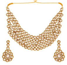indian bridal jewelry necklace images Touchstone contemporary kundan collection indian jpg