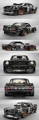 an 845 hp awd 1965 mustang is how ken block wins everything