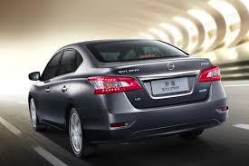 2013 nissan sentra sedan for north america 21carblog
