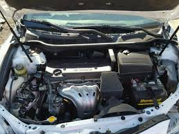 toyota camry 2008 engine salvage certificate 2008 toyota camry sedan 4d 2 4l 4 for sale in