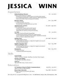 resume exles student resume undergraduate student resume exles template of resumes