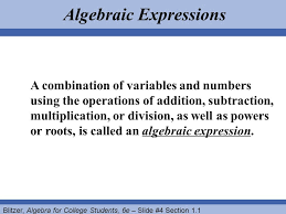 chapter 1 algebra mathematical models and problem solving ppt