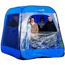 chair tents teampod undercover all weather sportpod pop up chair tent