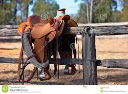 horse saddle western style horse saddle stock image image of horseman 8744135