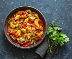 cuisiner une ratatouille ratatouille provençale recette de ratatouille provençale marmiton