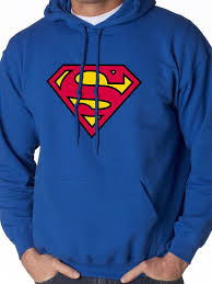 buy superman logo hoodie at loudshop com for only 25 75