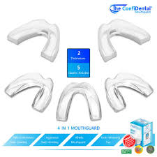 the confidental dental guard moldable dental protector premium