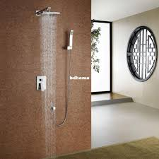 best fast delivery high quality bathroom concealed inwall rainfall