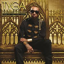 lyrica anderson and chris brown tyga tidal