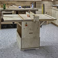 watch how to design and construct a portable folding workbench