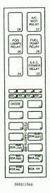 1995 mazda b2300 fuse box diagram u2013 circuit wiring diagrams