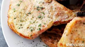 get flavorful pork chops with this surprising ranch dressing hack