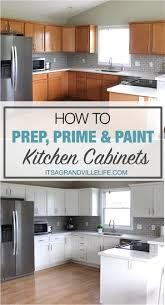 Painting Kitchen Cabinets Blog 21 Best The Kitchen Images On Pinterest Kitchen Ideas Kitchen